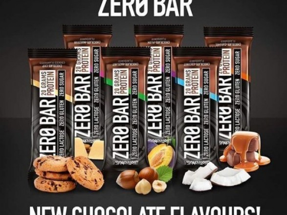 BIOTECH USA ZERO BAR PROTEINSKE TABLICE